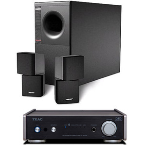 BOSE Acoustimass 5 Series III + 티악 AI-301DA