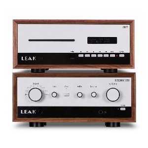 LEAK Stereo130 Walnut + CDT Walnut